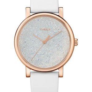 New timex/Swarovski crystal opulence ladies watch